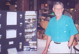 Roy Greer, M.S., Fisheries Biologist,
